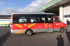 Mini bus La Région