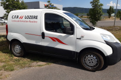 CFR Lozère Berlingo