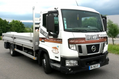 FasteWood camion benne