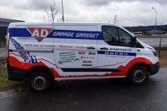 Garage Grasset Ford Custom