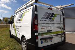 MF Carrelage ford transit L1H1