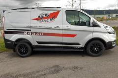 Mecanic art ford transit custom