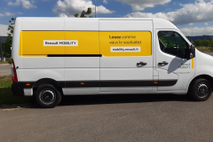 Renault Mobility trafic