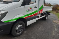 Martin Couverture camion benne