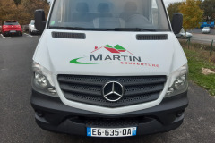 Martin Couverture camion benne