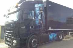 Camion La Caussenarde