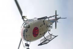 Hélicoptère pompier 2