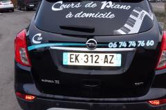 ECP piano mokka