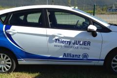 Thierry julier allianz fiesta