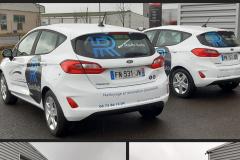 Raviv' Auto Ford Fiesta